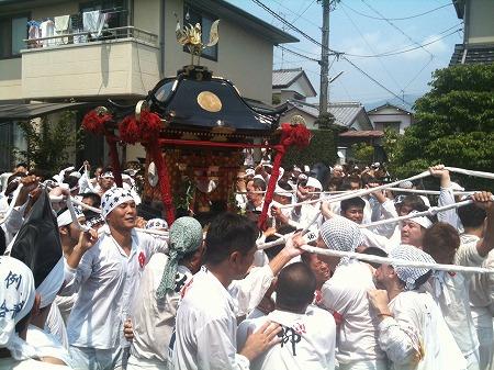焼津荒祭り
