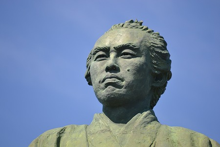 坂本龍馬像